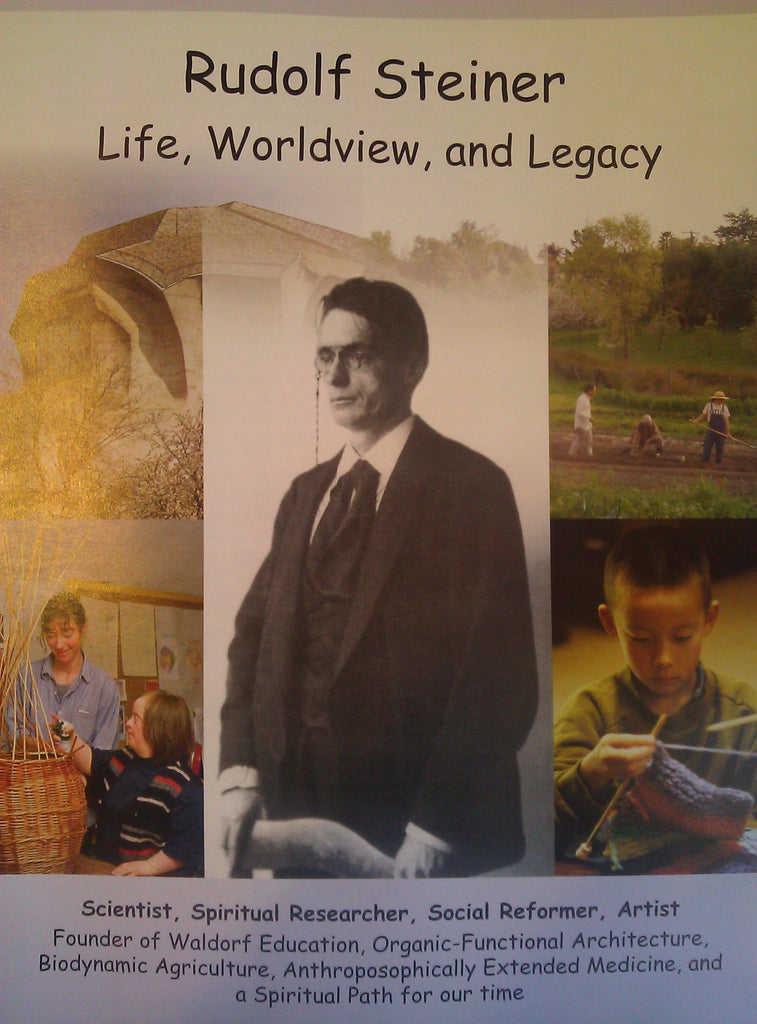 Rudolf Steiner His Life, Worldview and Legacy, by Ronald Koetzsch