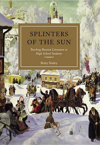 Splinters of the Sun, by Betty Staley
