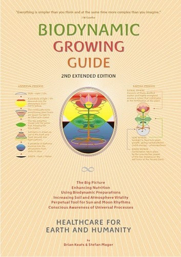 Biodynamic Growing Guide, by Brian Keats and Stefan Mager