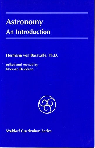 Astronomy: An Introduction, by Hermann von Baravalle