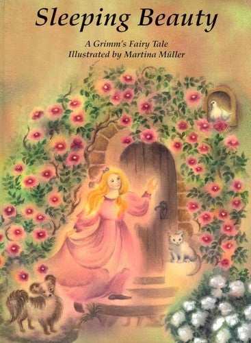 Sleeping Beauty, by Illustrated by Martina Muller