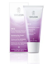 Weleda Hydrating Day Cream, - Iris 1.0 fl oz