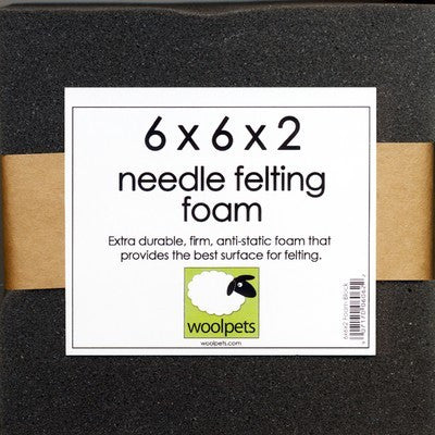 Needle Felting Foam: Small