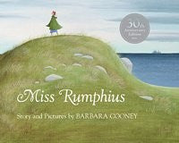 Miss Rumphius, Barbara Cooney