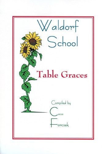 Waldorf School Table Graces