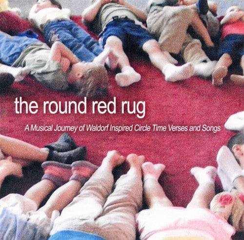 The Round Red Rug CD, by Lori Hetrick