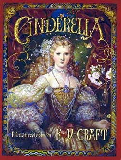 Cinderella, by K.Y. Craft