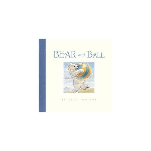 Bear and Ball, by Cliff Wright