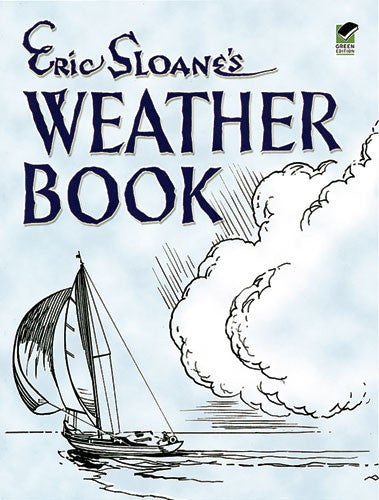 Eric Sloane's Weather Book, by Eric Sloane