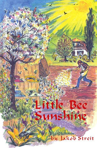 Little Bee Sunbeam, by Jakob Streit