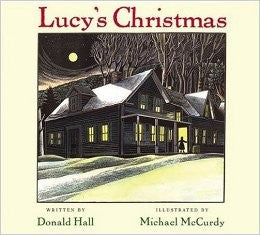 Lucy's Christmas, by Donald Hall