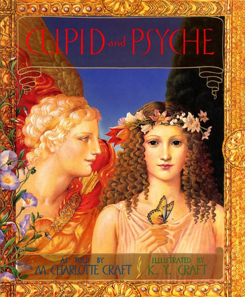 Cupid and Psyche, by Charlotte Craft
