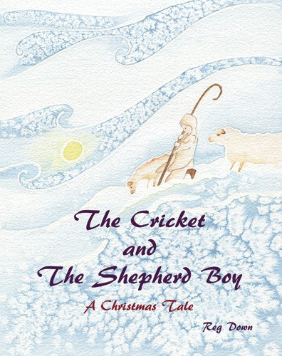 The Cricket and the Shepherd Boy, by Reg Down