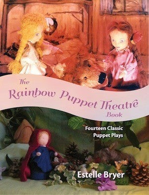 Rainbow Puppet Theater Book, by Deborah Grieder and Jo Valens