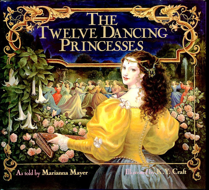 Twelve Dancing Princesses, by Marianna Mayer