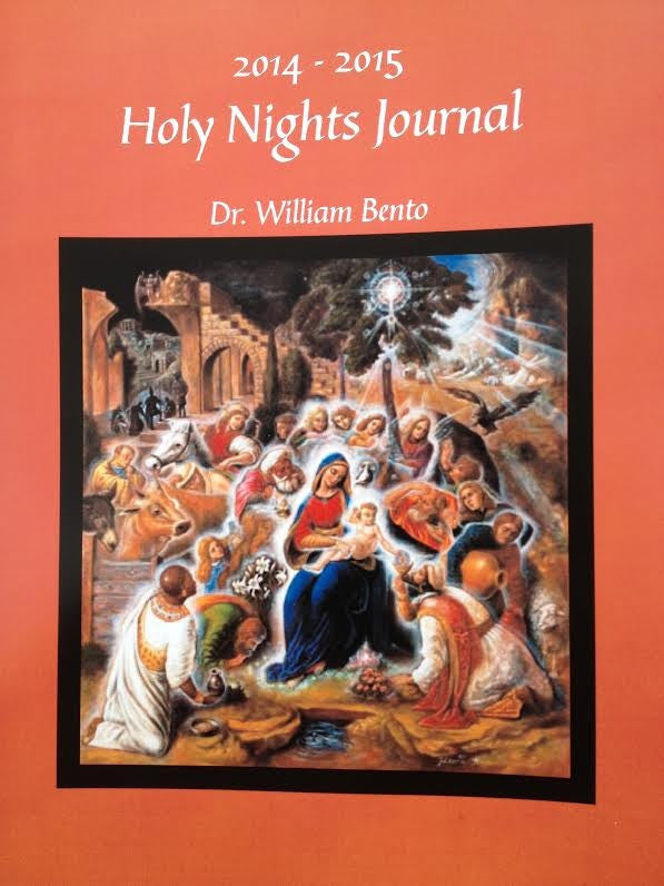 Holy Nights Journal 2014-2015