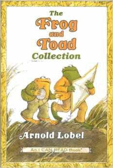 Frog and Toad Collection, by Arnold Lobel