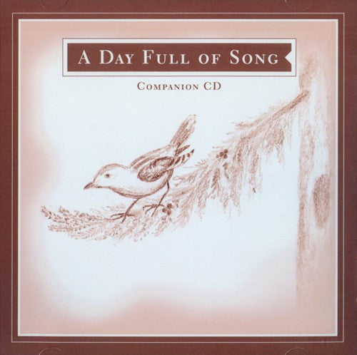 A Day Full of Song CD, by Karen Lonsky