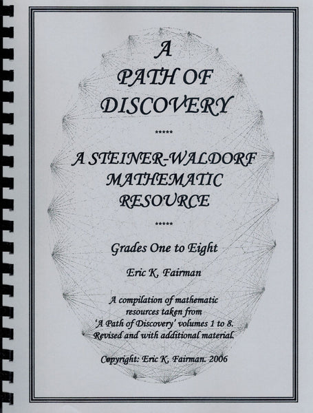 Path of Discovery Mathematic Resource, by Eric Fairman