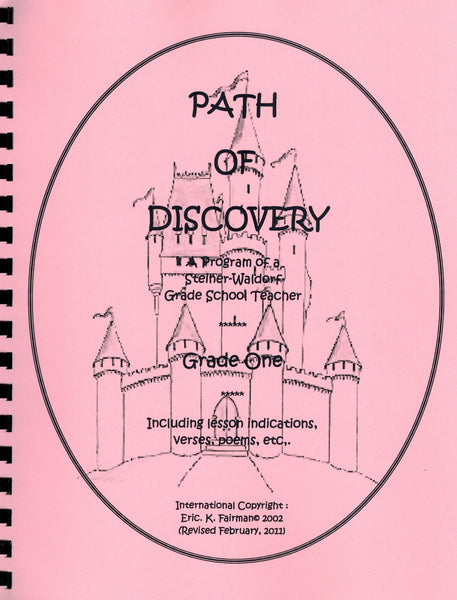 A Path of Discovery: Volume One, Grade One, by Eric K. Fairman
