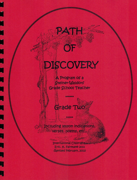 A Path of Discovery: Volume Two, Grade Two, by Eric K. Fairman