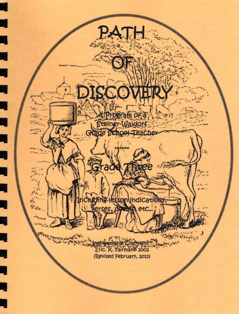 A Path of Discovery: Volume Three, Grade Three, by Eric K. Fairman