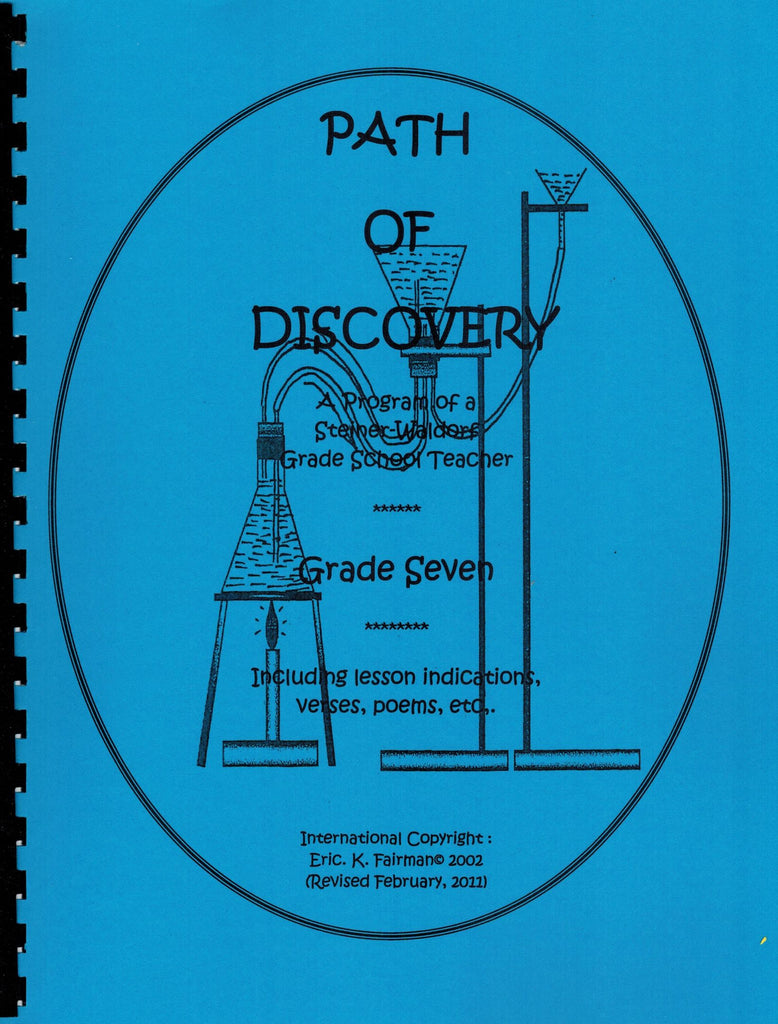 A Path of Discovery: Volume Seven, Grade Seven, by Eric K. Fairman