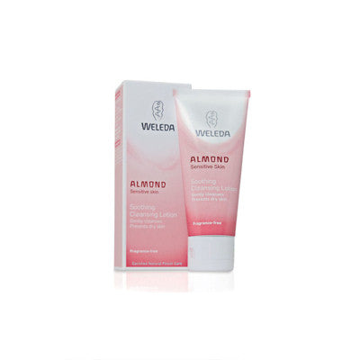 Weleda Almond Soothing Cleansing Lotion, 2.5 fl oz