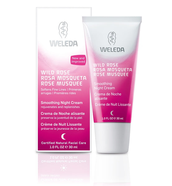 Renewing Night Cream - Wild Rose