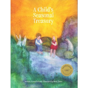 A Child's Seasonal Treasury, by Betty Jones