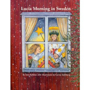 Lucia Morning in Sweden, by Ewa Rydåker