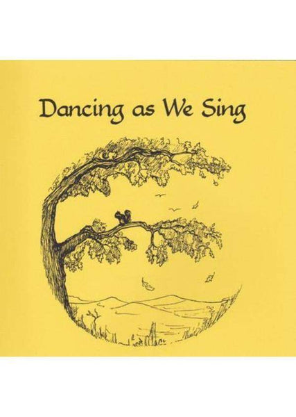 Dancing as We Sing, CD