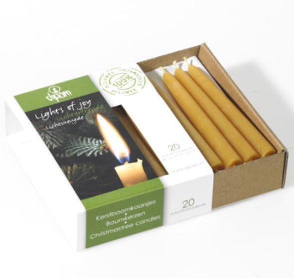Dipam Beeswax Candles