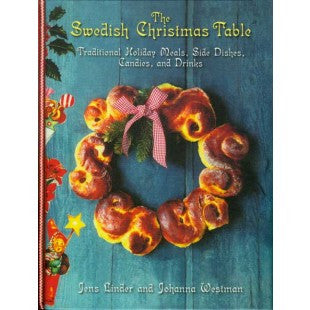 Swedish Christmas Table by Jens Linder