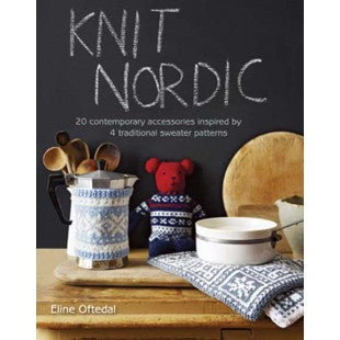 Knit Nordic, by Elaine Oftedal