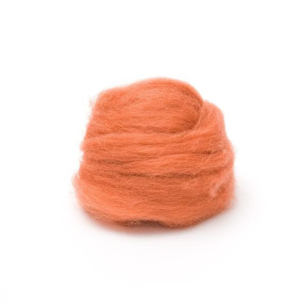 Wool Roving Copper