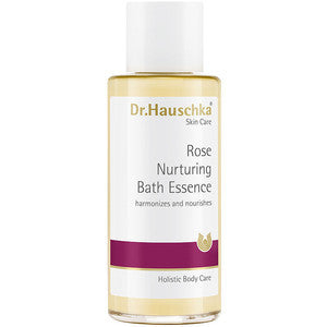 Dr. Hauschka Rose Nurturing Bath Essence, 3.4 fl oz