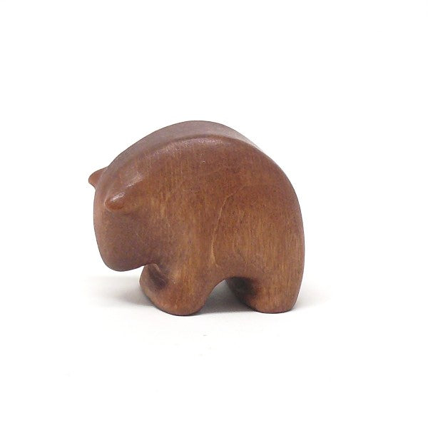 Rolling Brown Bear, Small