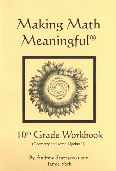 Making Math Meaningful: 10th Grade