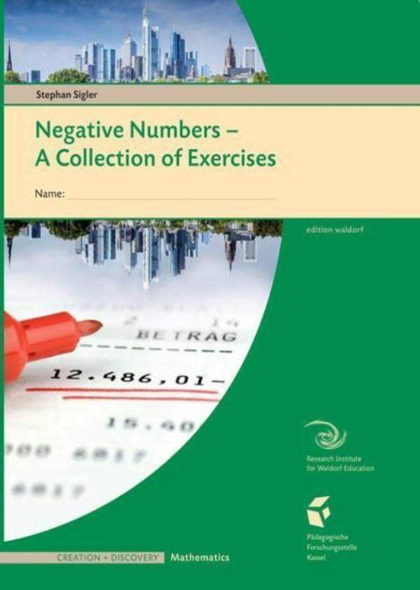 Negative Numbers - A Collection of Exercises