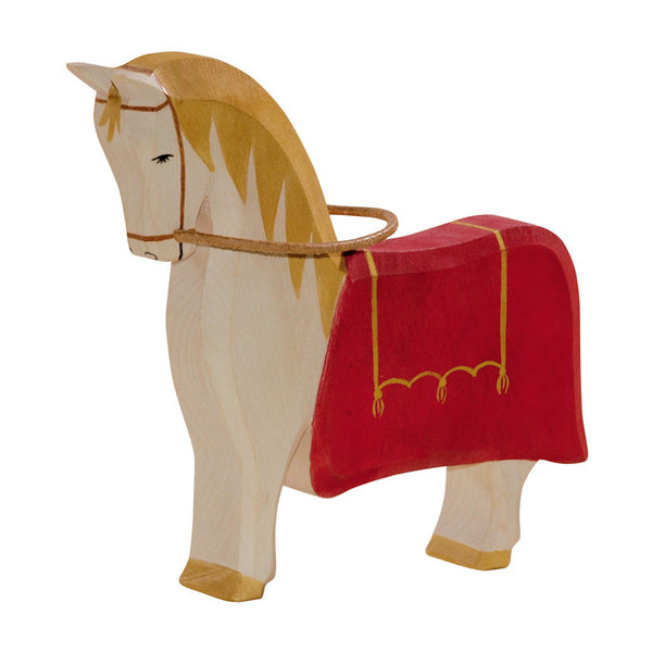 Horse for St. Martin, Ostheimer Wooden Toy