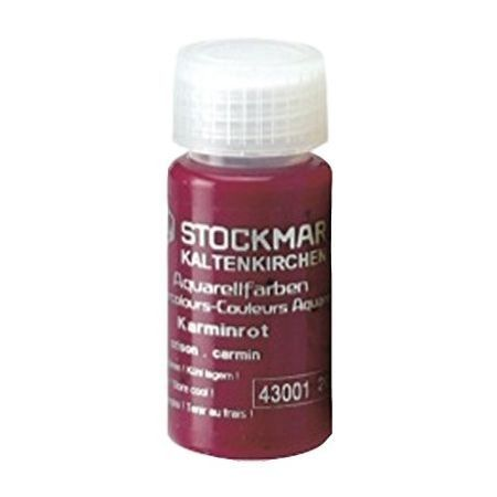 Stockmar Paint 20ml Carmine Red