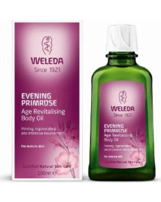 Weleda Evening Primrose Body Oil, 3.4oz