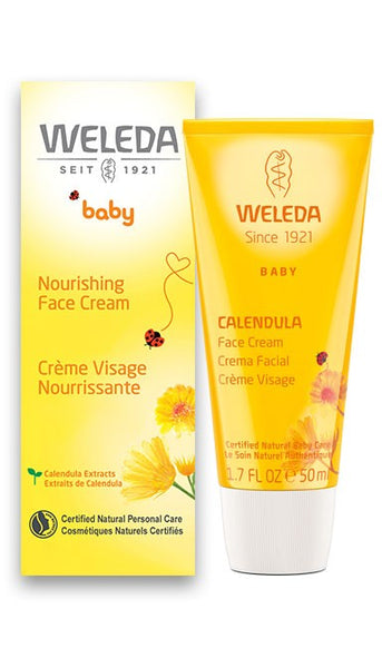 Nourishing Face Cream - Calendula