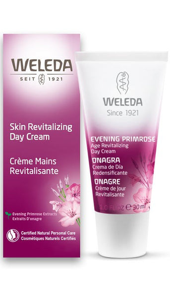 Weleda Skin Revitalizing Day Cream--Evening Primrose 1.0 FL OZ