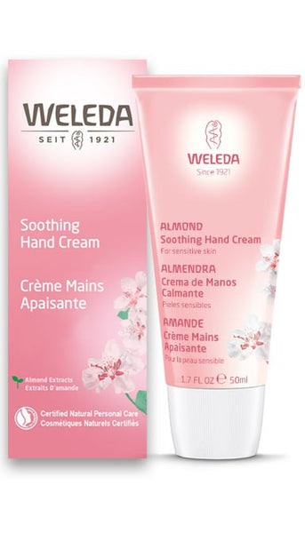 Soothing Hand Cream -Almond 1.7 oz