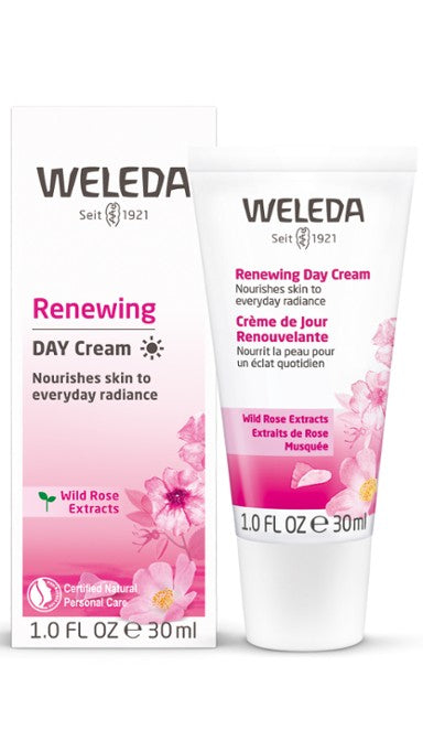 Weleda, Wild Rose Smoothing Day Cream