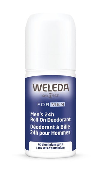 Weleda Men's 24h Roll-On Deodorant