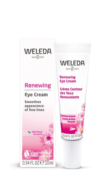 Wild Rose Smoothing Eye Cream