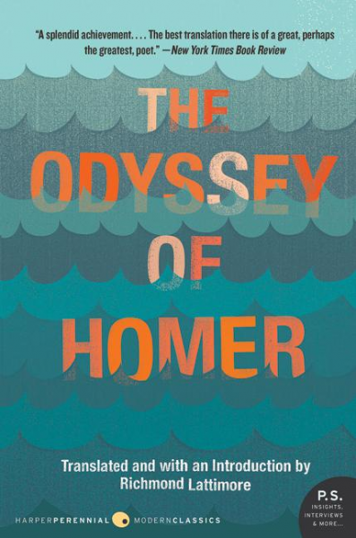 The Odyssey of Homer , translated by Richmond Lattimore